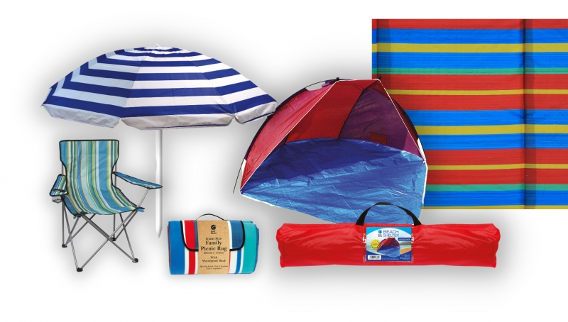 WINDBREAKS, CHAIRS, TENTS & MORE!