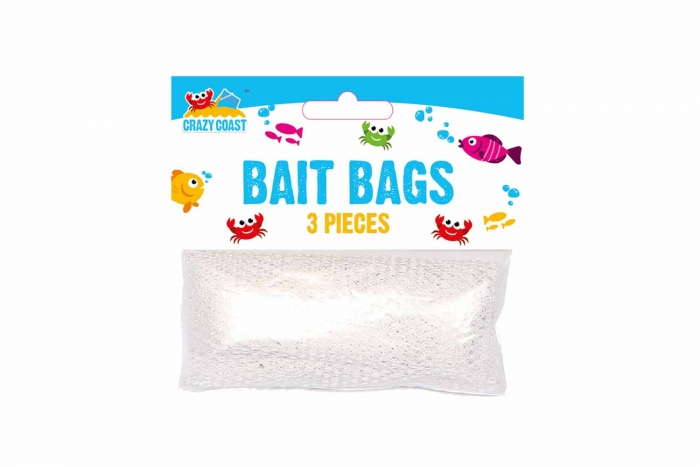 Bait Bags - Pack of 3