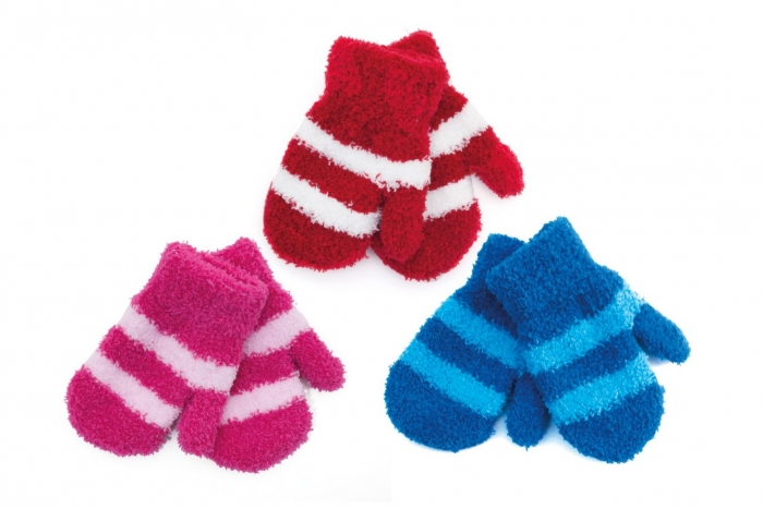 Mittens - Babies Soft & Cosy