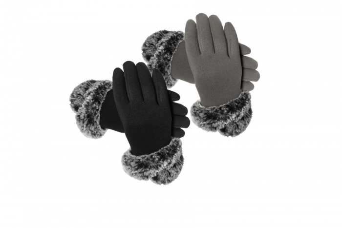 Ladies Deluxe Touch Screen Gloves