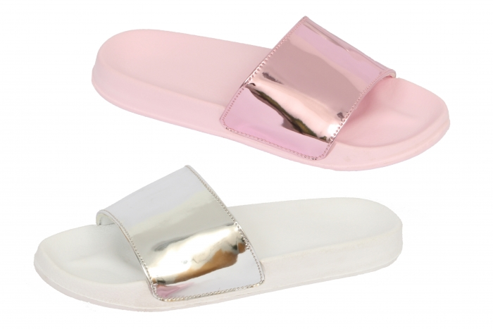 Sliders - Irredescent - Sizes 3 - 8