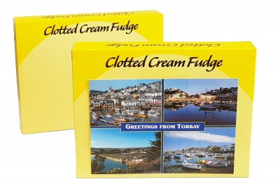 Clotted Cream Fudge - 150g
