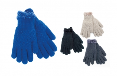 Ladies Cosy Gloves