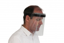 Face Shield Visor - Anti Fog