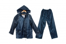 Raincoat & Trouser Set - Mens