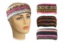 Ladies 'Sherpa Lined' Head Band