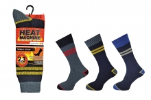 Mens 'Extra Warm' Thermal Work Socks