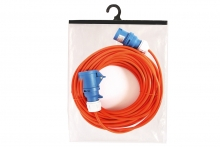 Mains Extension Hook Up - 25m