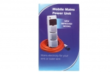 Mains Mobile Power Unit - Boxed