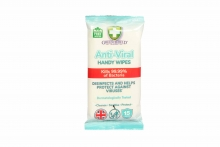 Small Antibacterial Wipes - Pack of 15