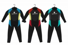 Long Wetsuit - Childs Ages 3-7 Assorted Case