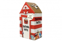 Beach Hut Gift Box - Town Named