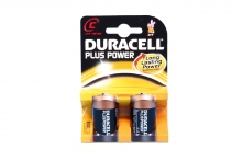 Batteries - Duracell, C