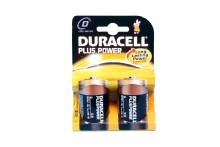 Batteries - Duracell, D