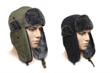 Mens Hat - Showerproof Trapper