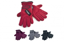 Ladies Gloves -  Fleece