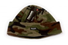 Boys Hat - Camo Fleece