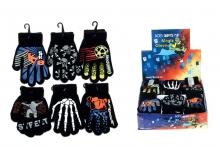 Boys Gloves - Magic Gripper