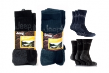 Mens Socks - 'JEEP' Terrain Boot