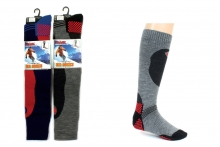 Mens Socks - Long Length Ski