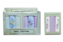 Ladies Hankies - 3