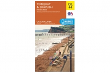 Explorer Map - Torquay & Dawlish