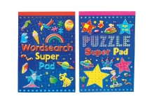 Super Pad - Wordsearch/Puzzle