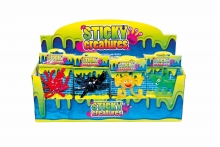 Sticky Creatures - 48 In Display