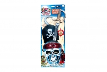 Masked Pirate Set - Carded