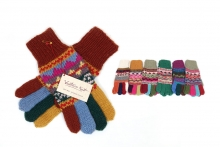Adults Gloves - Wool