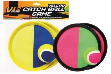 Catch Ball Game - Velcro, Netted