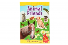 Sticker Book - Horses & Ponies