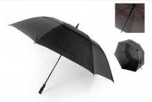 Umbrella - Deluxe Golf, Black