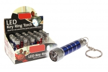 Torch Key Ring - 5 Led