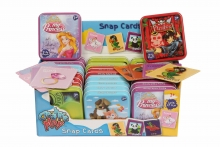 Snap Cards - In Tin