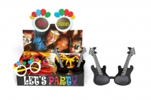 Party Glasses - Novelty