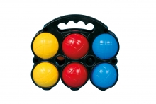 Boules - Plastic, Set of 6,