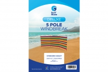 Windbreak - 5 Pole, Standard