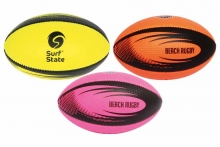 *FLAT* Surf State Rugby Ball - 8''