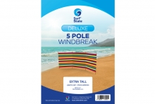 Windbreak - 5 Pole, King Size