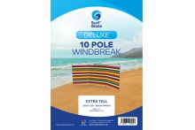Windbreak - 10 Pole, King Size