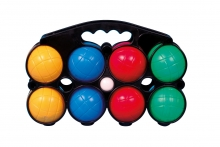 Boules - Plastic, Set of 8,