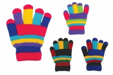 Childs Gloves - Multicolour, Magic