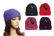 Ladies Hat - Chunky Knit