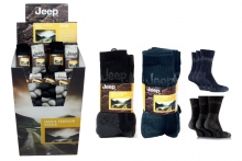 Mens Socks - Jeep, In Display Box