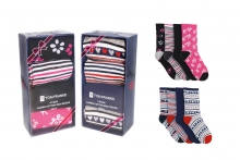 Socks - Ladies Gift Boxed