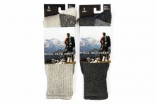 Mens Walking Socks - Lined