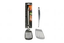 Slotted Spatula, Stainless Steel