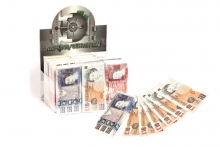 Napkins, Bank Note Designs