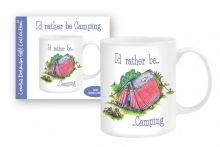 Mug - I'd Rather Be Camping